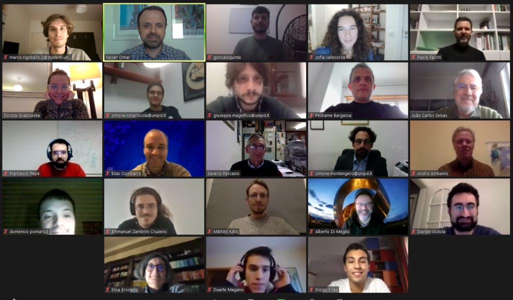 QuantHEP Workshop 3 – Part II – 12-2020 – Photo 2